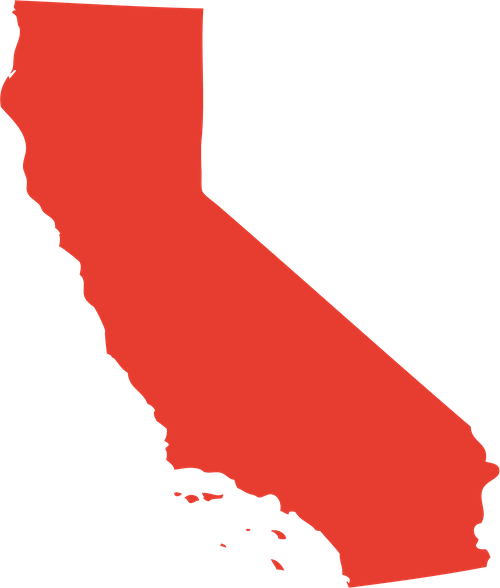 California cutout