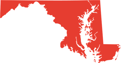 Maryland cutout